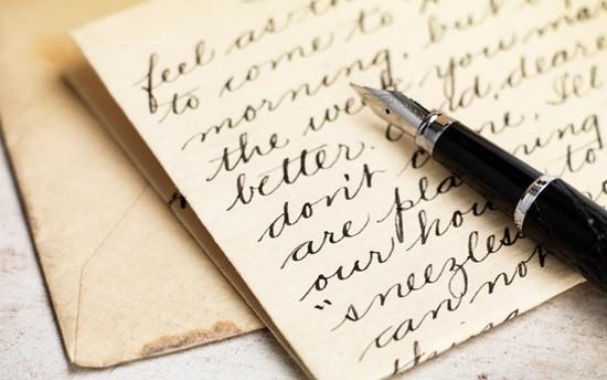 Написала письмо мужу о желании развестись